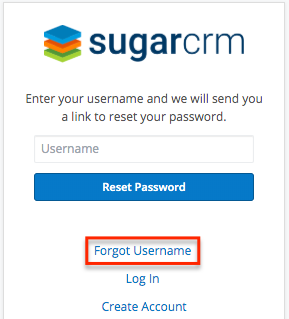 PortalUG 忘记用户名