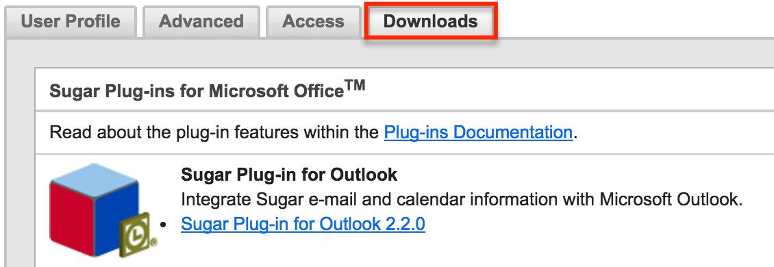 下载TabTab SugarPluginforOutlook2.2.0