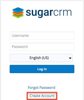 PortalUG 创建账户链接