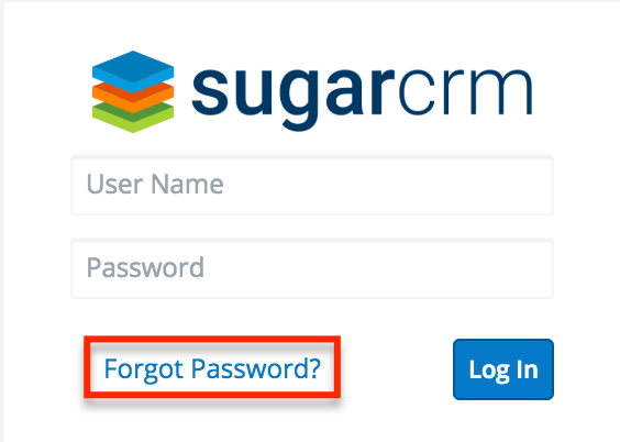 GS LoginScreen忘记密码